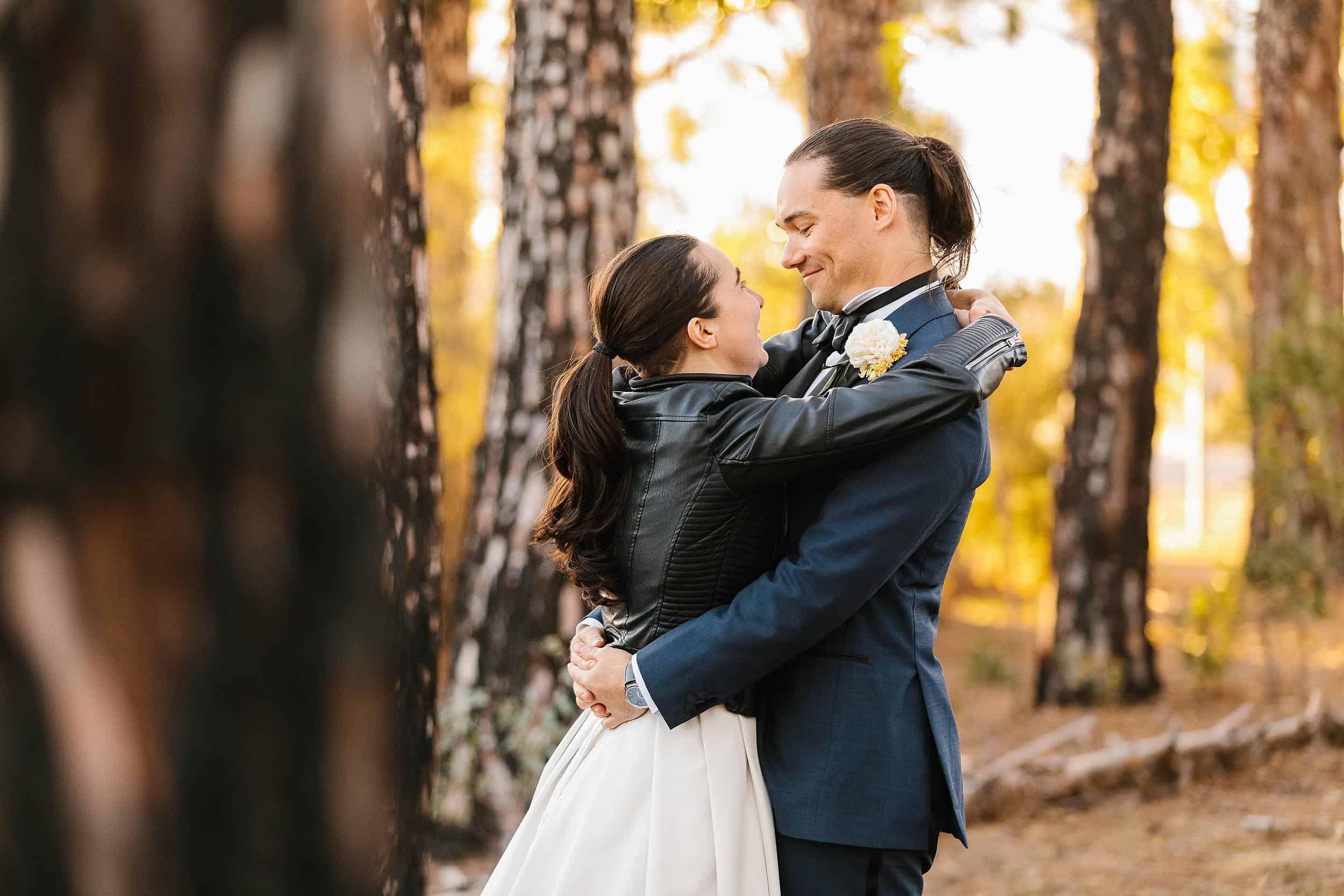 Yael & Jeremy's Stromlo Observatory Wedding