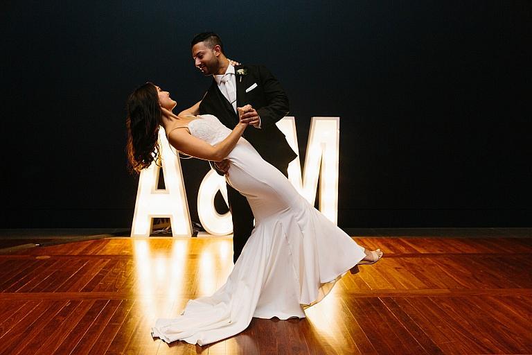 Monika & Ahmed First Dance