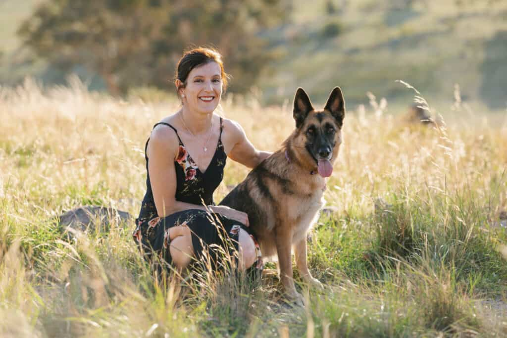 family dog canberra photographer
